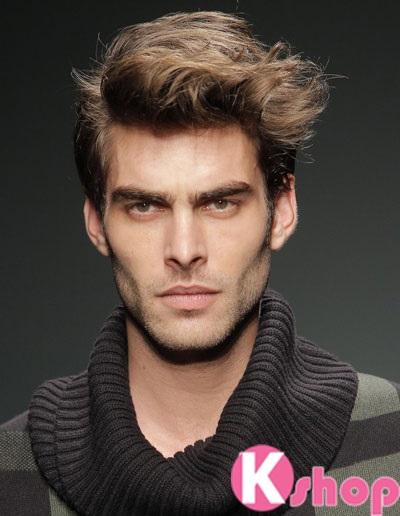 Gợi ý 7 kiểu tóc nam ưa chuộng đẹp 2017 phù hợp mọi khuôn mặt phần 9