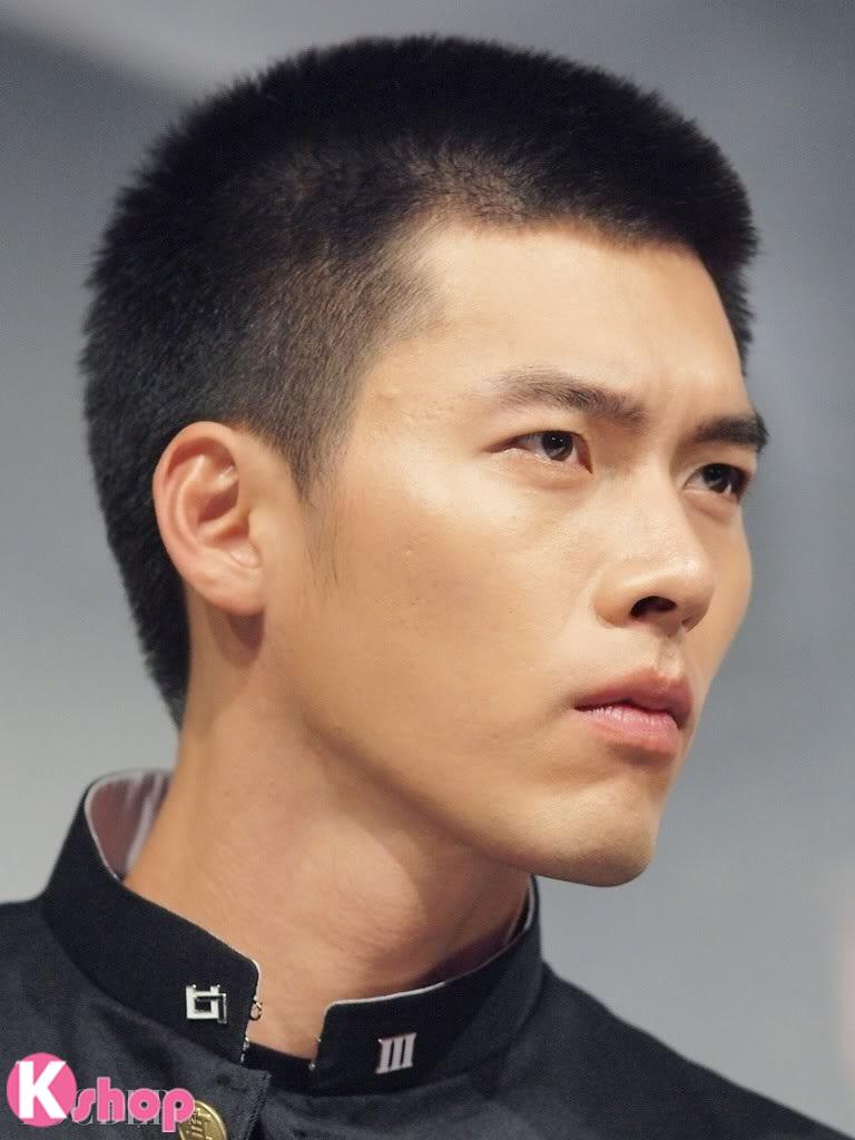Những kiểu tóc nam đẹp lãng mạn lịch lãm mang phong cách Hàn Quốc phần 10