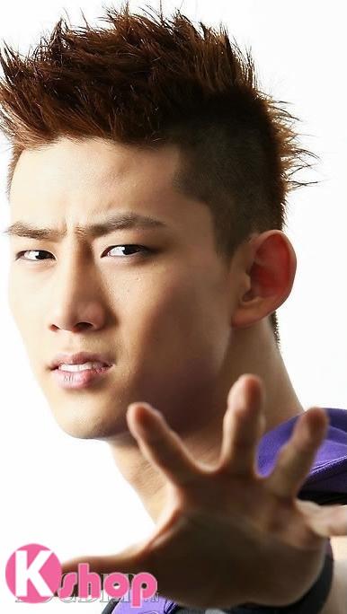 Những kiểu tóc nam đẹp lãng mạn lịch lãm mang phong cách Hàn Quốc phần 6