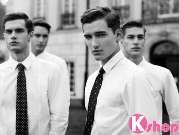 Những kiểu tóc nam đẹp lịch lãm ấn tượng mạnh mẽ xu hướng thời trang 2016 phần 5