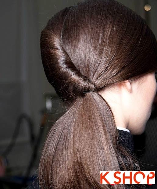15 Kiểu tóc đuôi ngựa đẹp 2016 cho bạn gái trẻ trung dễ thương phần 6