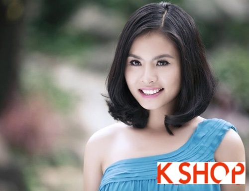 Top 3 kiểu tóc ngắn đẹp đang cực hot của sao Việt trong năm 2017 phần 1