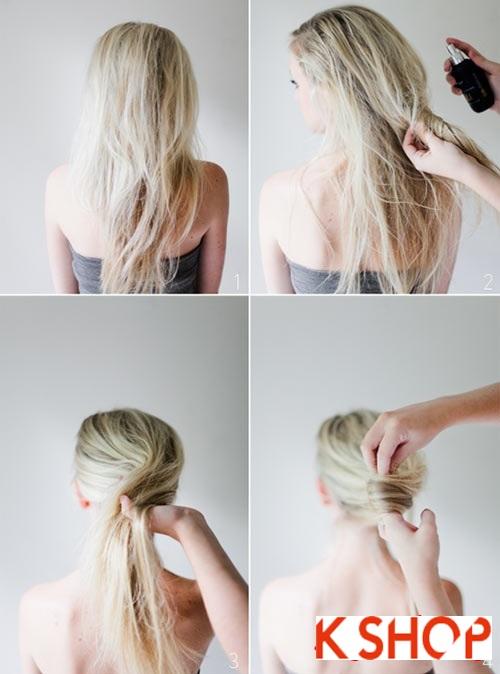 Cách tạo 8 kiểu tóc tết đẹp đón hè 2017 khiến giới trẻ phát cuồng phần 10