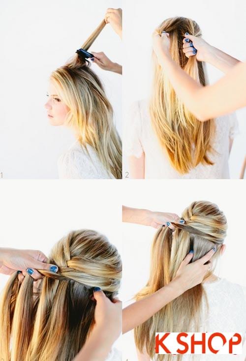 Cách tạo 8 kiểu tóc tết đẹp đón hè 2017 khiến giới trẻ phát cuồng phần 12