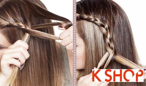 Cách tạo 8 kiểu tóc tết đẹp đón hè 2017 khiến giới trẻ phát cuồng phần 4