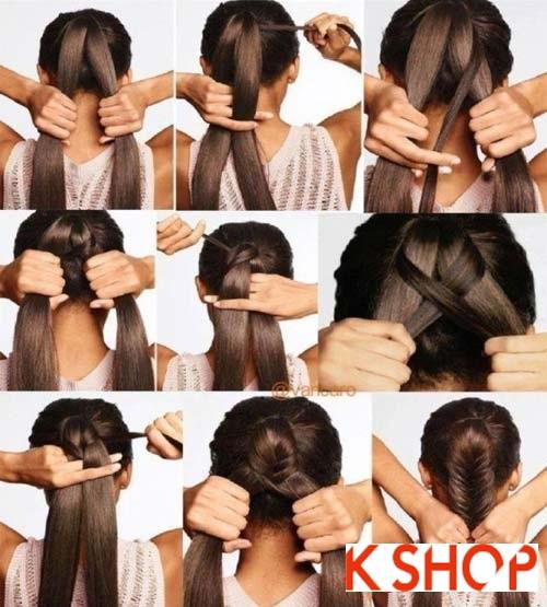Cách tạo 8 kiểu tóc tết đẹp đón hè 2017 khiến giới trẻ phát cuồng phần 9