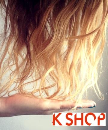 Bí quyết chăm sóc phục hồi mái tóc xơ rối chẻ ngọn 1 cách hiệu quả phần 2