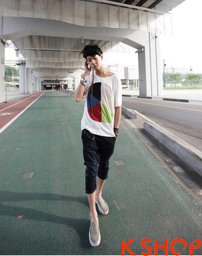 Giày lười nam đẹp cho chàng sành điệu cá tính thời trang giày nam hè 2015 phần 10
