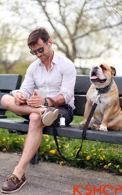 Giày lười nam đẹp cho chàng sành điệu cá tính thời trang giày nam hè 2015 phần 11