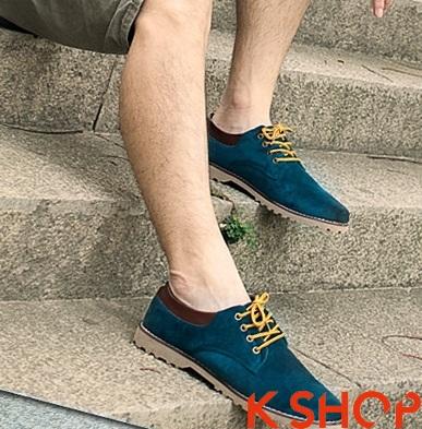 Giày lười nam đẹp cho chàng sành điệu cá tính thời trang giày nam hè 2015 phần 3