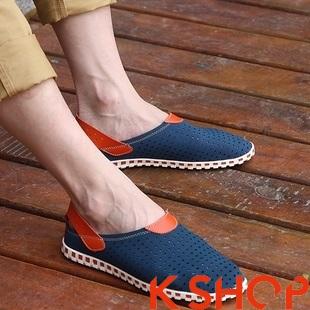 Giày lười nam đẹp cho chàng sành điệu cá tính thời trang giày nam hè 2015 phần 6
