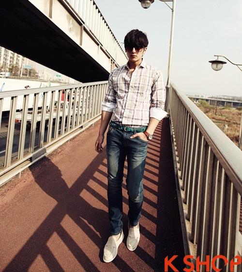 Giày lười nam đẹp cho chàng sành điệu cá tính thời trang giày nam hè 2015 phần 7