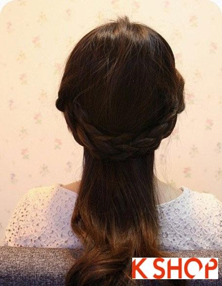 3 Cách tết tóc đẹp đơn giản dễ làm cho cô nàng dạo phố cuối tuần phần 2