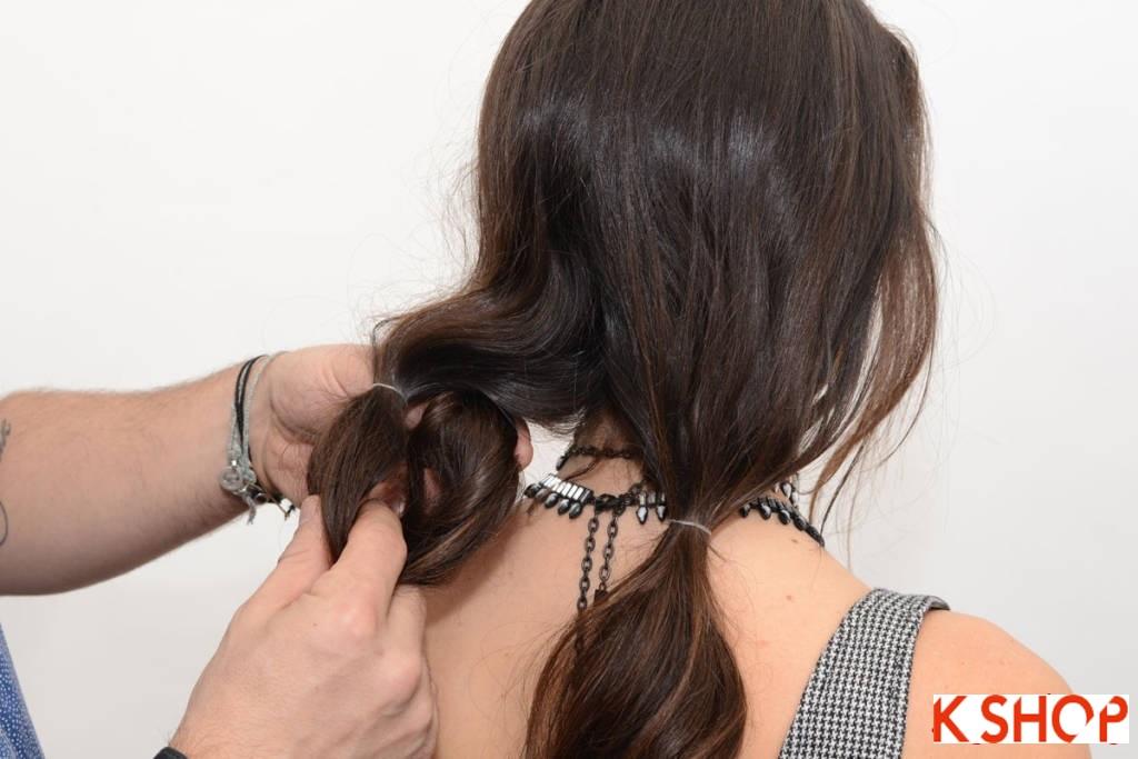 6 bước tạo kiểu đầu bob đẹp đơn giản tại nhà cho cô nàng cuốn hút phần 3
