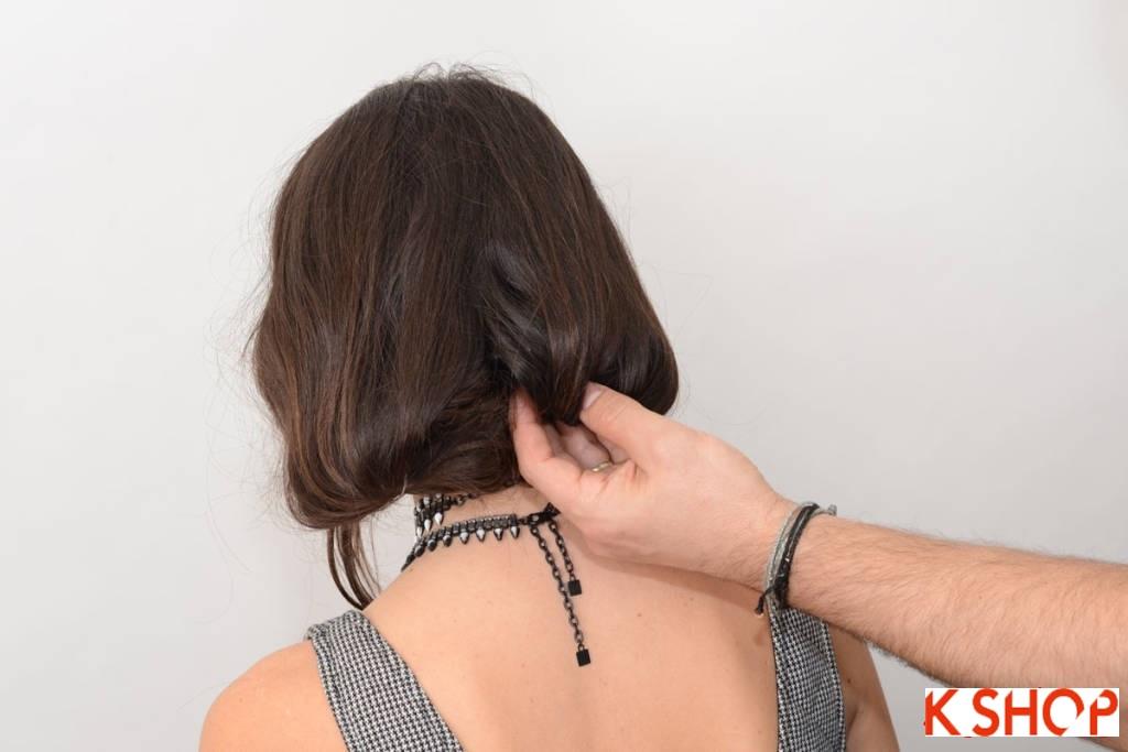 6 bước tạo kiểu đầu bob đẹp đơn giản tại nhà cho cô nàng cuốn hút phần 4