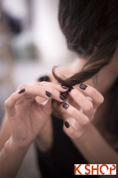 Cách búi tóc đẹp xinh xắn trẻ trung cho cô nàng đầy quyến rũ 2017 phần 4
