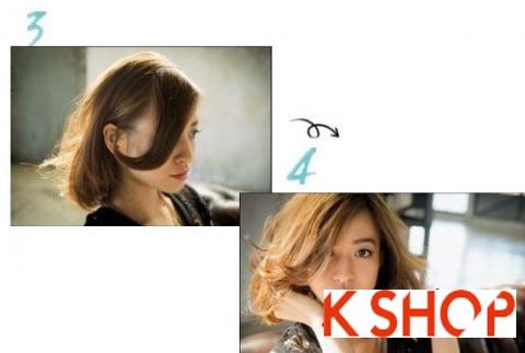Cách làm 3 kiểu tóc đẹp đơn giản cho bạn gái thêm xinh xắn 2017 phần 3