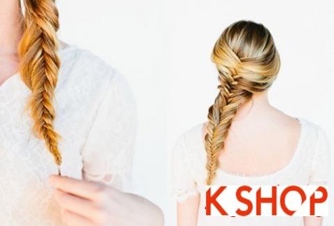 Cách tết tóc đẹp hàn quốc dễ làm tại nhà cho nàng đáng yêu lôi cuốn phần 11