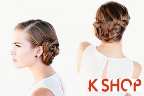 Cách tết tóc đẹp hàn quốc dễ làm tại nhà cho nàng đáng yêu lôi cuốn phần 6