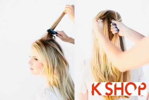 Cách tết tóc đẹp hàn quốc dễ làm tại nhà cho nàng đáng yêu lôi cuốn phần 7