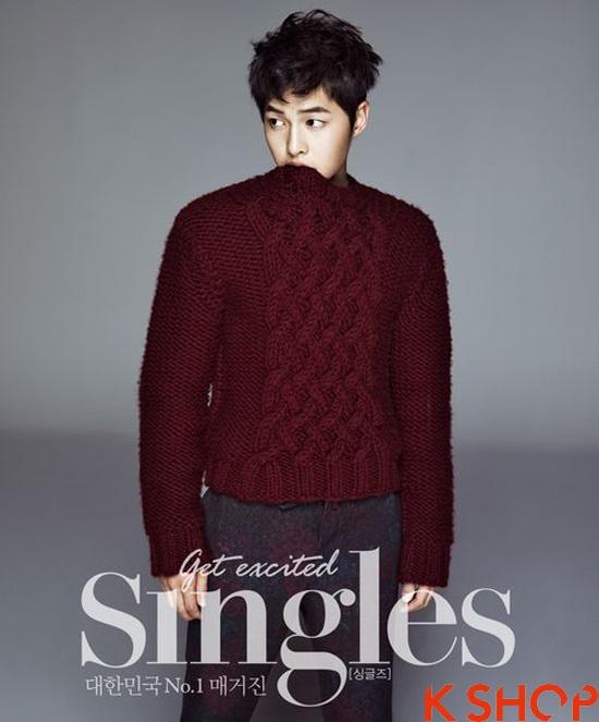 Ngía xì tai của các chàng trai Hàn Quốc tháng Mười mùa thời trang nam 2015 năm nay nhé phần 10
