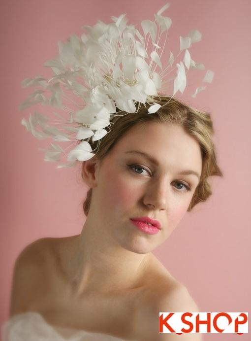 Những kiểu tóc cô dâu Hàn Quốc đẹp cho bạn gái dễ thương quyến rũ phần 5