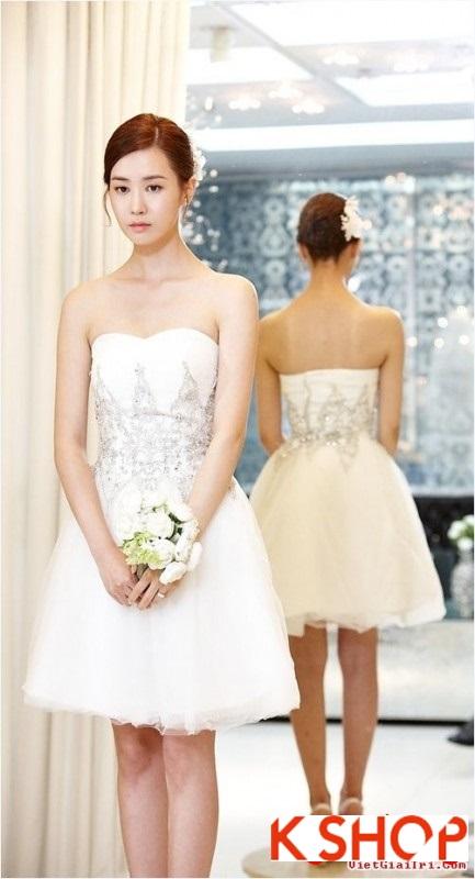 Những kiểu tóc cô dâu đẹp hot nhất 2017 dành riêng cho ngày cưới phần 12