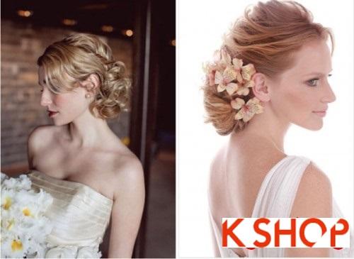 Những kiểu tóc cô dâu đẹp hot nhất 2017 dành riêng cho ngày cưới phần 8