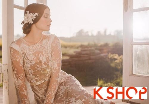 Bật mí kiểu tóc đẹp cho cô dâu đầy quyến rũ lãng mạn trong ngày cưới phần 3