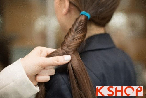 Những kiểu tóc đẹp đơn giản cho bạn gái tới công sở phần 6