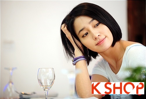 Những kiểu tóc ngắn đẹp xinh xắn dễ thương của sao Hàn Quốc 2015 này phần 2