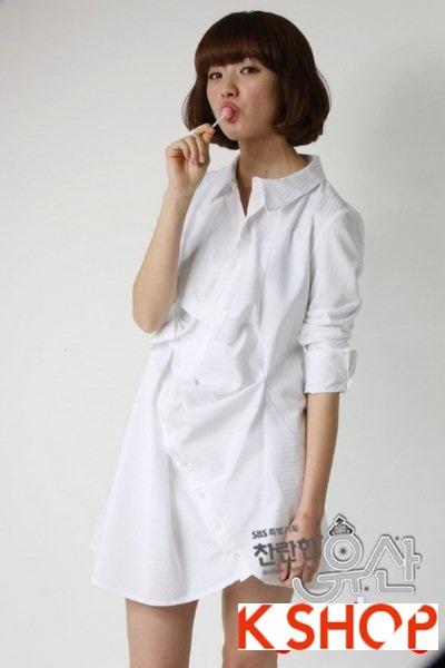 Những kiểu tóc ngắn đẹp xinh xắn dễ thương của sao Hàn Quốc 2015 này phần 5