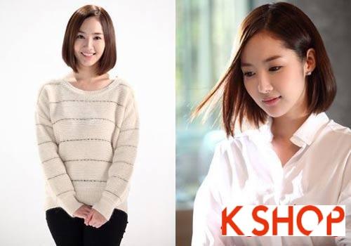 Những kiểu tóc ngắn Hàn Quốc 2016 đẹp cho bạn gái đầy cá tính năng động phần 3