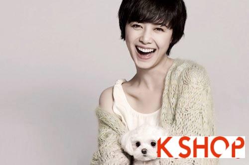 Những kiểu tóc ngắn Hàn Quốc 2016 đẹp cho bạn gái đầy cá tính năng động phần 6
