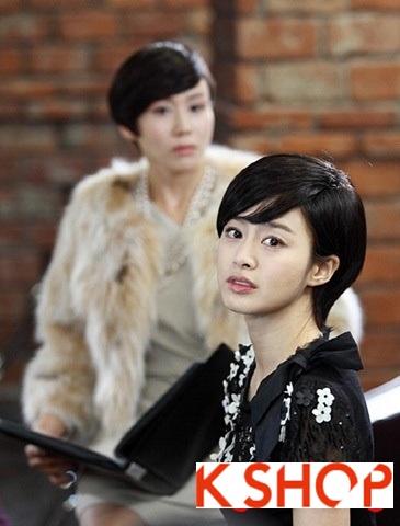 Những kiểu tóc ngắn Hàn Quốc đẹp 2016 cho nàng cá tính sành điệu phần 12