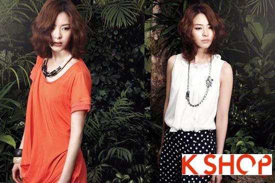 Những kiểu tóc ngắn Hàn Quốc đẹp 2016 cho nàng cá tính sành điệu phần 15