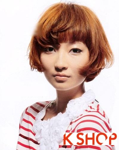 Những kiểu tóc ngắn Hàn Quốc đẹp 2016 cho nàng cá tính sành điệu phần 21