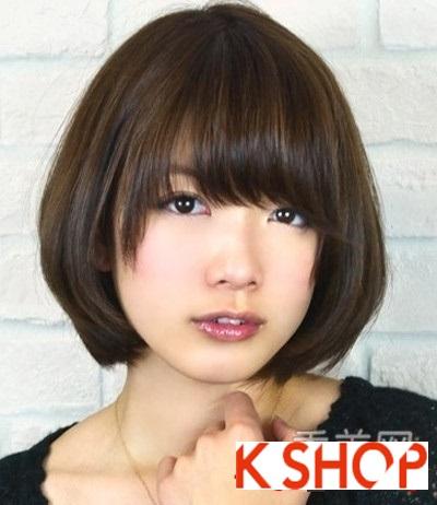 Kiểu tóc ngắn đẹp phong cách Hàn Quốc xu hướng thời trang hè 2016 phần 1