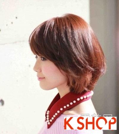 Kiểu tóc ngắn đẹp phong cách Hàn Quốc xu hướng thời trang hè 2016 phần 4