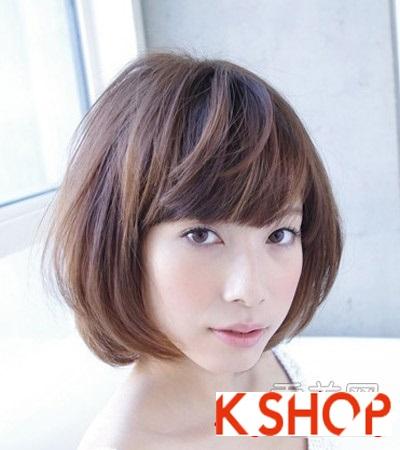 Kiểu tóc ngắn đẹp phong cách Hàn Quốc xu hướng thời trang hè 2016 phần 5