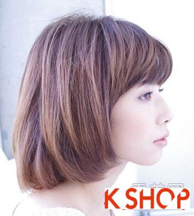 Kiểu tóc ngắn đẹp phong cách Hàn Quốc xu hướng thời trang hè 2016 phần 6