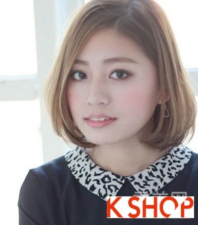 Kiểu tóc ngắn đẹp phong cách Hàn Quốc xu hướng thời trang hè 2016 phần 7