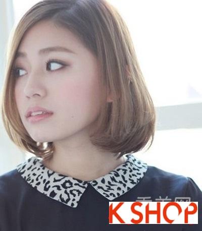 Kiểu tóc ngắn đẹp phong cách Hàn Quốc xu hướng thời trang hè 2016 phần 8