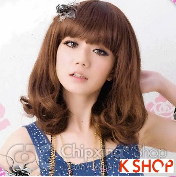 Những kiểu tóc ngắn ngang vai Hàn Quốc cực đẹp 2015 cho cô nàng dễ thương trẻ trung thêm phần quyến rũ phần 1