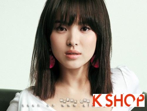 Những kiểu tóc ngắn ngang vai Hàn Quốc cực đẹp 2015 cho cô nàng dễ thương trẻ trung thêm phần quyến rũ phần 2