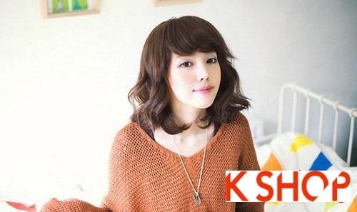 Những kiểu tóc ngắn ngang vai Hàn Quốc cực đẹp 2015 cho cô nàng dễ thương trẻ trung thêm phần quyến rũ phần 6