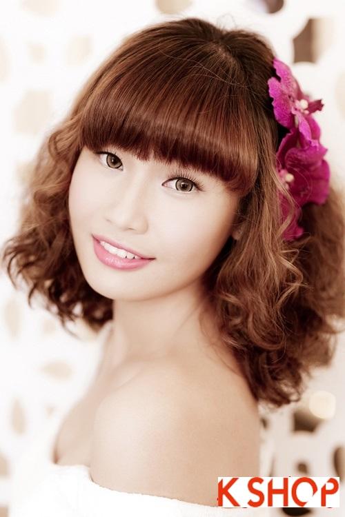 Những kiểu tóc ngắn ngang vai Hàn Quốc cực đẹp 2015 cho cô nàng dễ thương trẻ trung thêm phần quyến rũ phần 8