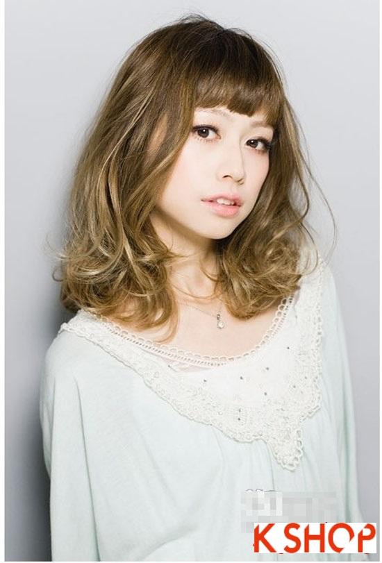Những kiểu tóc ngắn ngang vai Hàn Quốc cực đẹp 2015 cho cô nàng dễ thương trẻ trung thêm phần quyến rũ phần 9