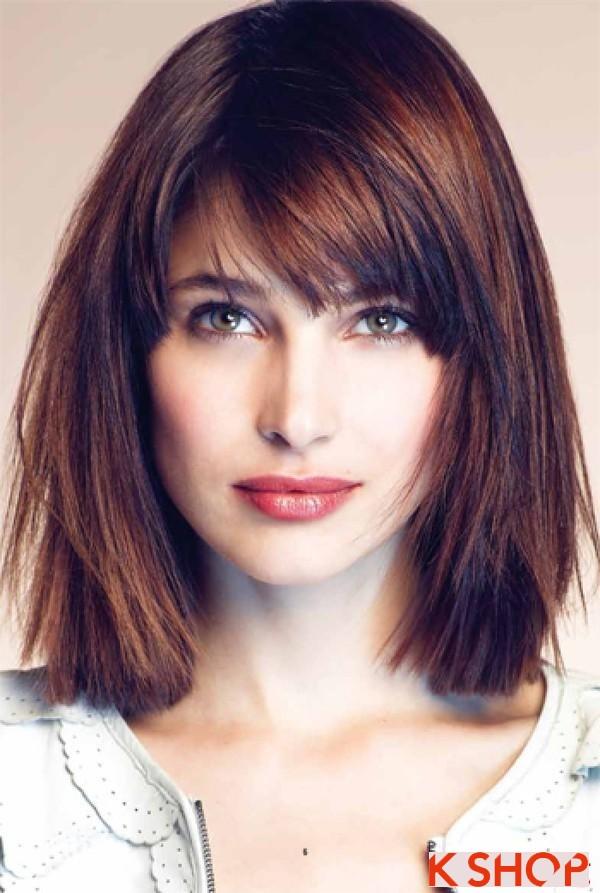 Những kiểu tóc ngắn đẹp 2017 phù hợp với từng khuôn mặt bạn gái phần 13