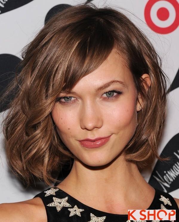 Những kiểu tóc ngắn đẹp 2017 phù hợp với từng khuôn mặt bạn gái phần 9